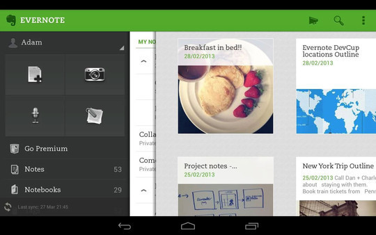 9 Essential Apps For Your Android Tablets 16