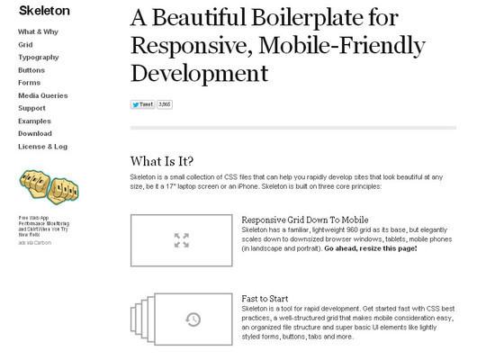 44 Flexible Grid Tools For Responsive Websites 22