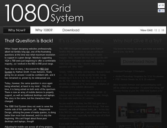 44 Flexible Grid Tools For Responsive Websites 23