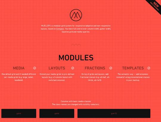 44 Flexible Grid Tools For Responsive Websites 29