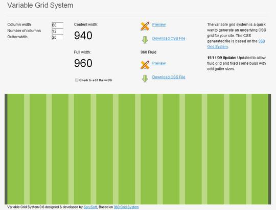44 Flexible Grid Tools For Responsive Websites 30