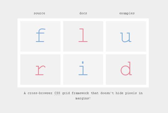44 Flexible Grid Tools For Responsive Websites 35