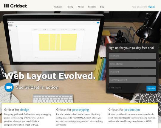 44 Flexible Grid Tools For Responsive Websites 36