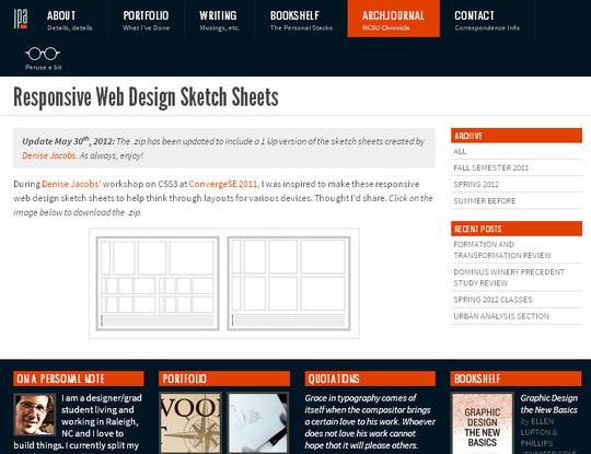 44 Flexible Grid Tools For Responsive Websites 41