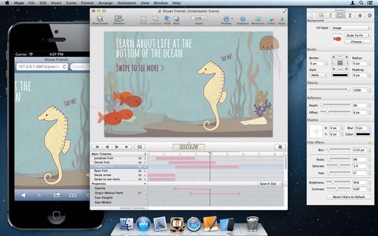10 Useful Html5 Animation Tools 4