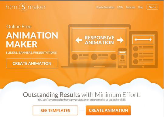 10 Useful Html5 Animation Tools 8