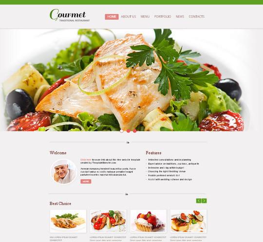 Elegant Yet Free HTML5 Web Templates And Layouts 12