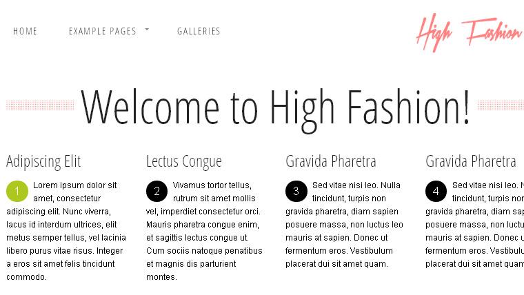 Elegant Yet Free HTML5 Web Templates And Layouts 14