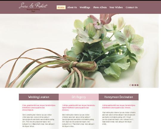 Elegant Yet Free HTML5 Web Templates And Layouts 20
