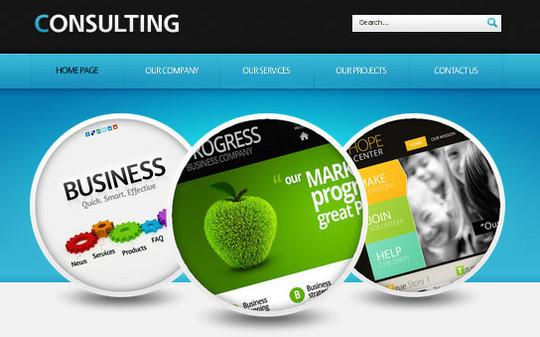 Elegant Yet Free HTML5 Web Templates And Layouts 24