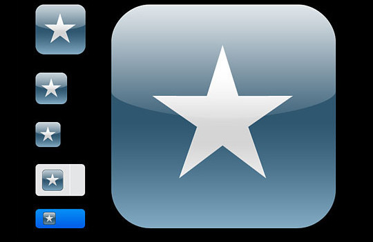 14 Free PSD Resources For Designing iPhone Apps 2