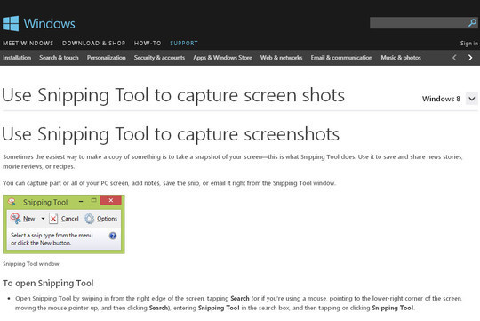 A Huge Collection Of Free Screen Capture Tools And Techniques 25