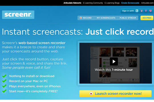 A Huge Collection Of Free Screen Capture Tools And Techniques 11