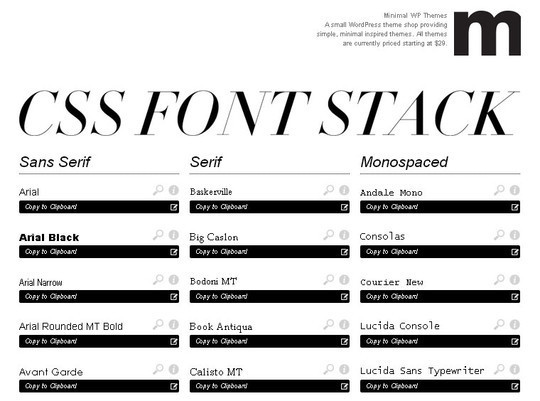 Fantastic Collection Of Free Tools & Resources For Designers 25