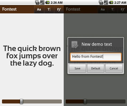 13 Amazing Typography Apps For Your Smartphone 13