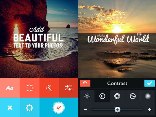 13 Amazing Typography Apps For Your Smartphone 3