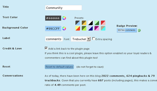 40 WordPress Plugins To Improve Comment Section 11