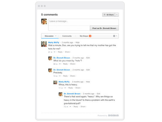 40 WordPress Plugins To Improve Comment Section 35