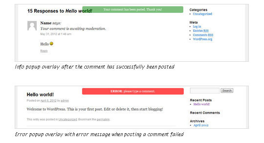 40 WordPress Plugins To Improve Comment Section 41