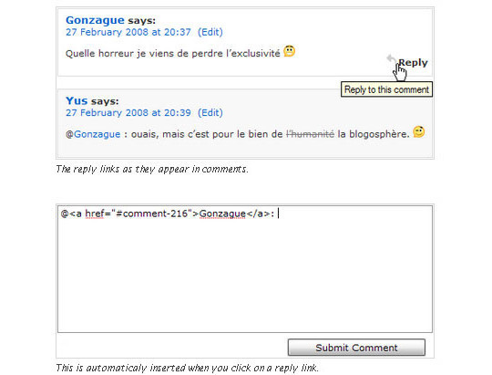 40 WordPress Plugins To Improve Comment Section 10