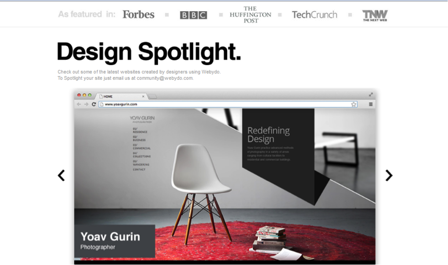 2014 Is The Year For Professional Web Designers: See How Webydo Is Leading This New Era 7