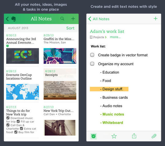 40 Essential Apps For Designers And Developers 6