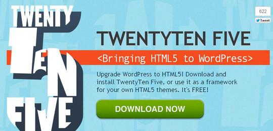 12 Useful Free Html5 Wordpress Framework 1