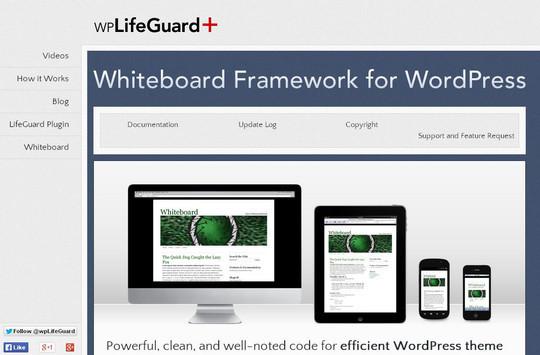 12 Useful Free Html5 Wordpress Framework 3