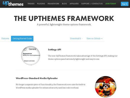 12 Useful Free Html5 Wordpress Framework 7