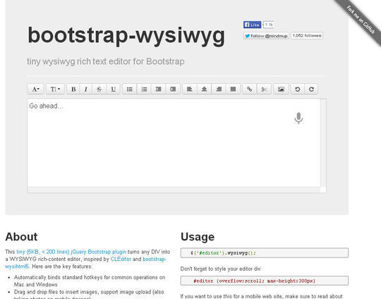 5 HTML5 Text Editors For Web Developers 111