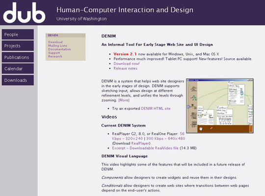 42 Mockup And Wireframing Tools For Developers 11