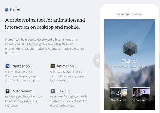 42 Mockup And Wireframing Tools For Developers 29