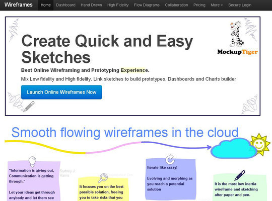 42 Mockup And Wireframing Tools For Developers 13