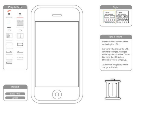 42 Mockup And Wireframing Tools For Developers 6