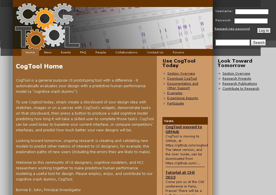42 Mockup And Wireframing Tools For Developers 8