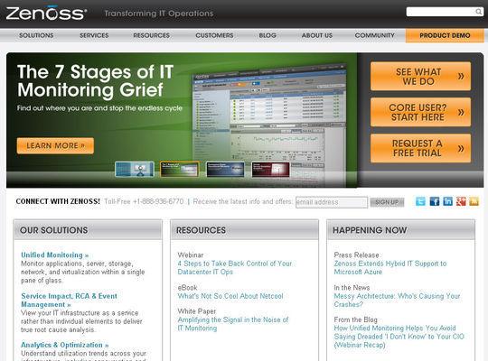 14 Free Server & Network Monitoring Tools 7