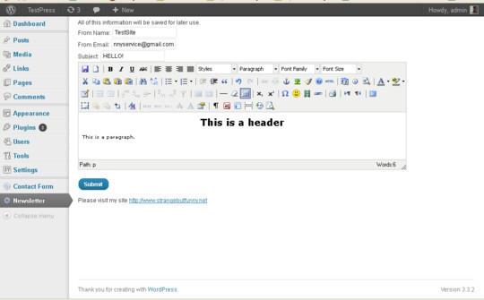 40 Free WordPress Newsletter Plugins 30