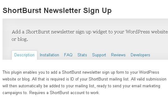 40 Free WordPress Newsletter Plugins 36