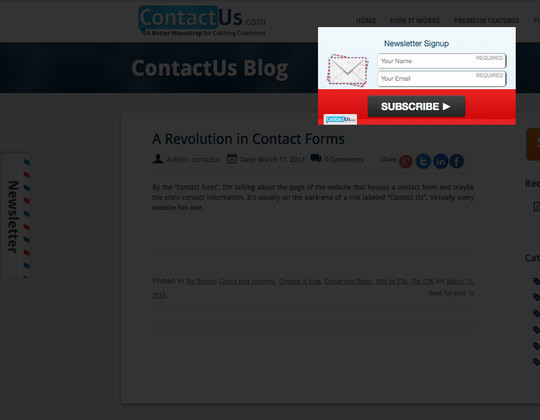 40 Free WordPress Newsletter Plugins 8