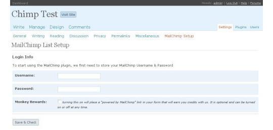 40 Free WordPress Newsletter Plugins 16