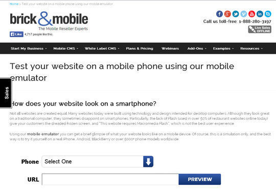 Useful Tools For Testing Your Site On Mobile Devices 22