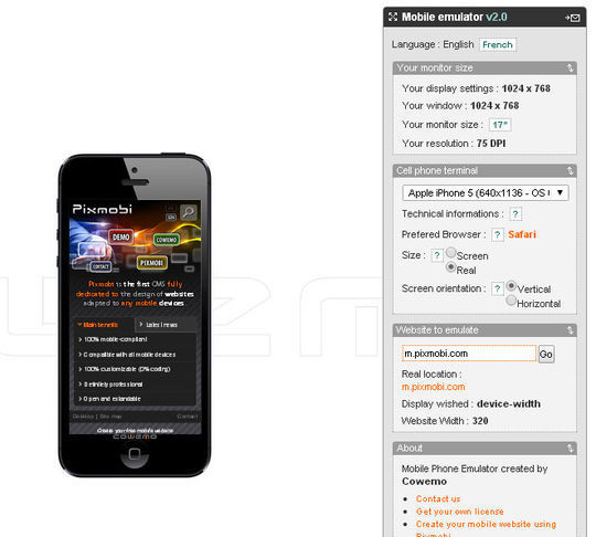 Useful Tools For Testing Your Site On Mobile Devices 5
