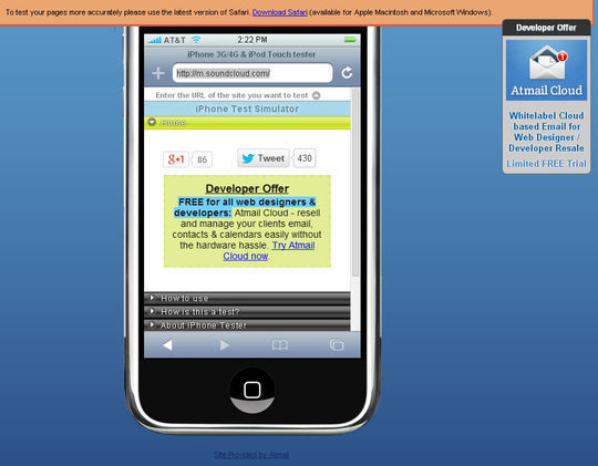 Useful Tools For Testing Your Site On Mobile Devices 15