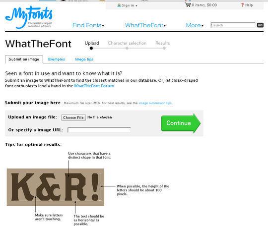 7 Helpful Tools To Identify Font 2