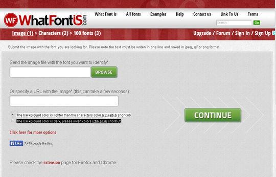 7 Helpful Tools To Identify Font 7