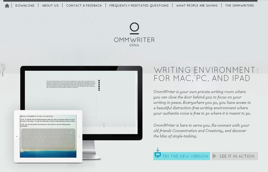 40 Useful Web Tools For Professional Writers 5
