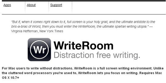 40 Useful Web Tools For Professional Writers 16
