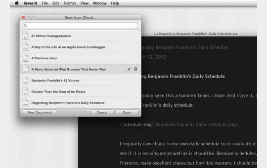 40 Useful Web Tools For Professional Writers 21