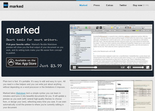 40 Useful Web Tools For Professional Writers 22