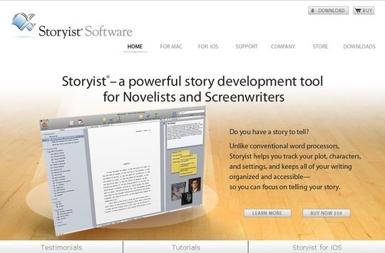 40 Useful Web Tools For Professional Writers 3